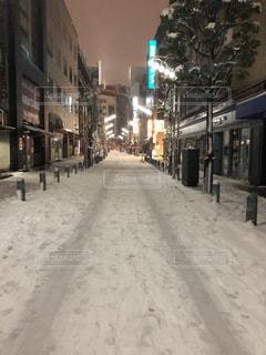 雪に覆われた街 - No.988860