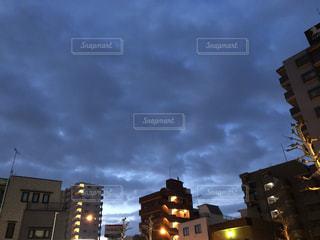 街の通りの写真・画像素材[991979]
