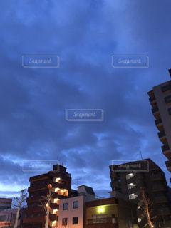 都市の高層ビルの写真・画像素材[991984]
