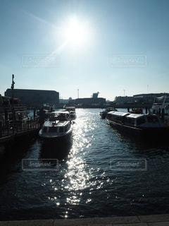 港の写真・画像素材[392071]