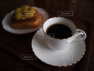 パンとコーヒーの写真・画像素材[299346]