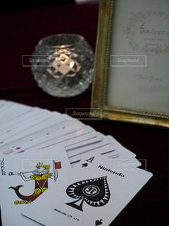 カードは語るの写真・画像素材[421330]