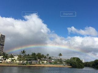 虹の写真・画像素材[309536]
