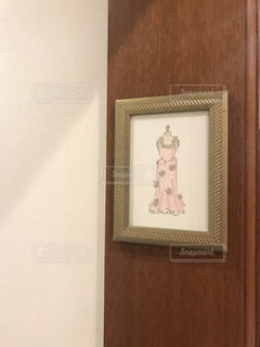 壁掛けの絵の写真・画像素材[1273946]