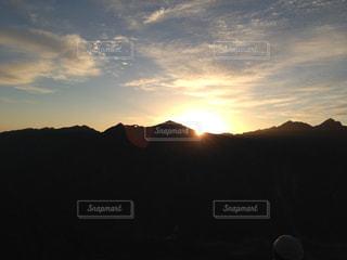 日の出の写真・画像素材[300601]