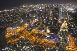 夜の街の写真・画像素材[1414133]