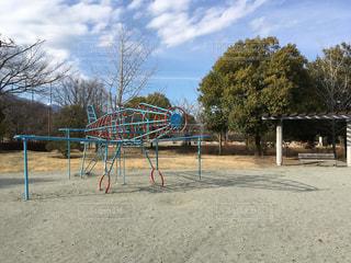 公園の遊具の写真・画像素材[359736]