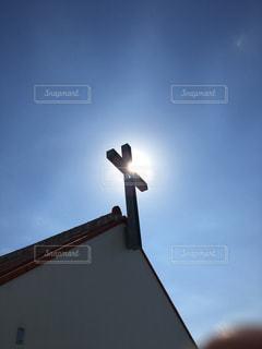 十字架の写真・画像素材[302466]