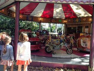 carouselの写真・画像素材[301633]