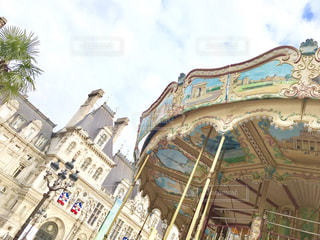 carrouselの写真・画像素材[468013]