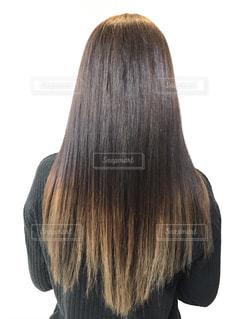 髪の写真・画像素材[303418]