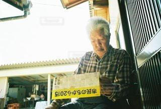 男性の写真・画像素材[8966]
