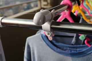 洗濯物と竿 - No.983002