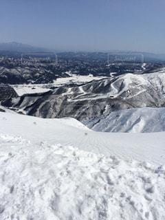 雪山の写真・画像素材[302790]