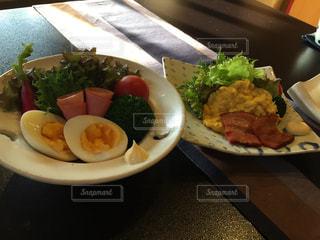 朝食の写真・画像素材[302902]