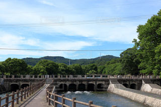 水門の写真・画像素材[801476]
