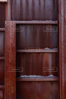 鉄の壁の写真・画像素材[871279]