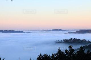 雲海の写真・画像素材[913086]
