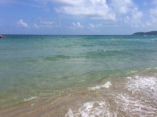 青空と海の写真・画像素材[971367]