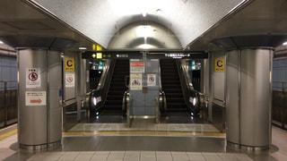 地下鉄の駅の写真・画像素材[1168813]