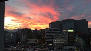 夕景の写真・画像素材[302767]