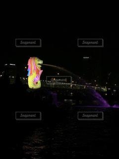 夜景の写真・画像素材[304086]