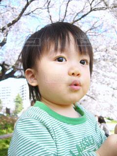 子どもの写真・画像素材[384639]