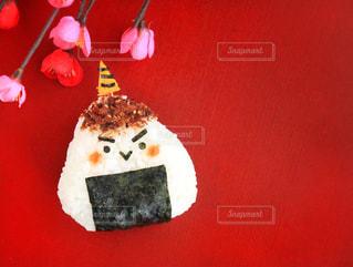 赤と白のケーキ - No.991497