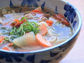 スープのボウルの写真・画像素材[1011787]