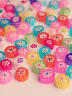 ピンクの花のグループ - No.1013269