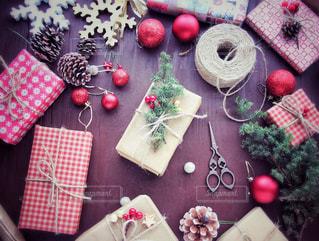クリスマスの準備の写真・画像素材[1604906]