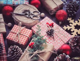 クリスマスの準備の写真・画像素材[1604908]