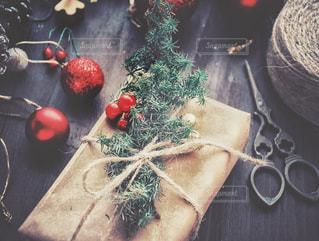 クリスマスの準備の写真・画像素材[1604922]