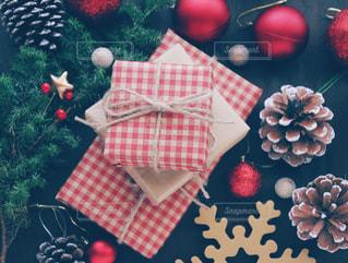 クリスマスプレゼントの写真・画像素材[1604924]