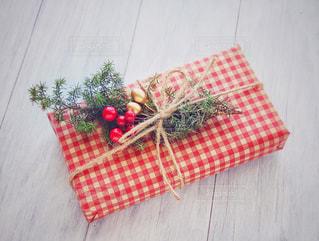 クリスマスプレゼントの写真・画像素材[1604926]