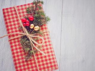クリスマスプレゼントの写真・画像素材[1604927]