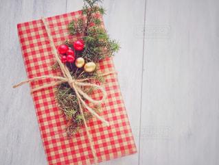 クリスマスプレゼントの写真・画像素材[1604929]