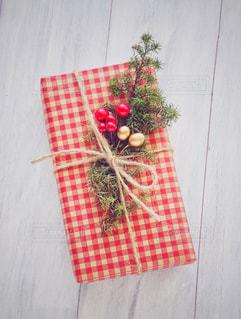 クリスマスプレゼントの写真・画像素材[1604930]