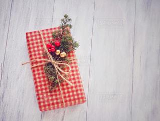 クリスマスプレゼントの写真・画像素材[1604931]