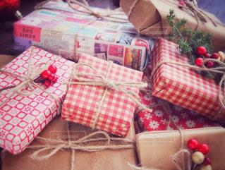 クリスマスプレゼントの写真・画像素材[1604933]