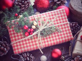 クリスマスプレゼントの写真・画像素材[1604934]