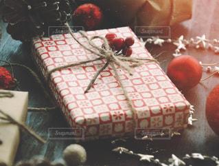 クリスマスプレゼントの写真・画像素材[1604935]