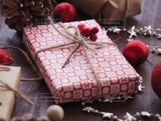 クリスマスプレゼントの写真・画像素材[1604936]