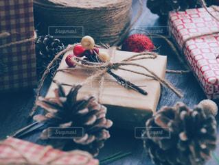 クリスマスプレゼントの写真・画像素材[1604938]