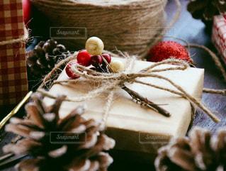 クリスマスプレゼントの写真・画像素材[1604940]