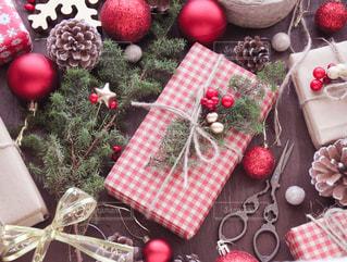 クリスマスプレゼントの写真・画像素材[1604943]