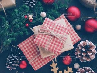 クリスマスプレゼントの写真・画像素材[1604944]
