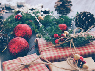 クリスマスプレゼントの写真・画像素材[1604948]