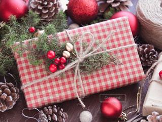 クリスマスプレゼントの写真・画像素材[1604951]