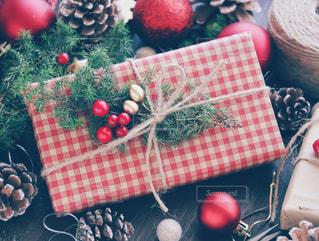 クリスマスプレゼントの写真・画像素材[1604952]